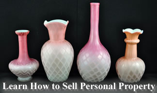 How to sell personal property